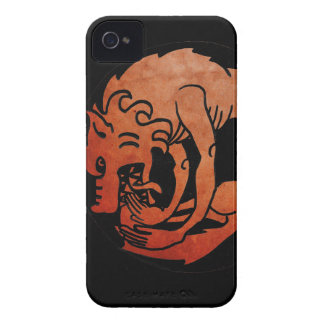 Ouroboros network Case-Mate iPhone 4 case