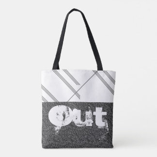 Out Mutt Tote Bag