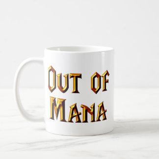 Out of Mana Coffee Mug