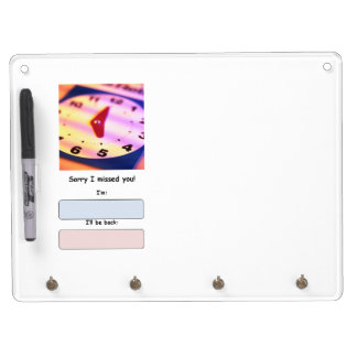Out Of Office Board Dry Erase Boards