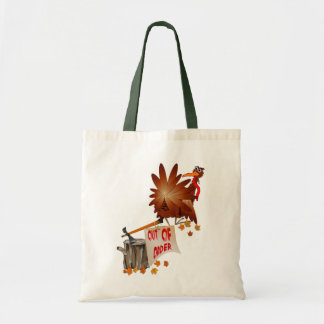 Out Of Order Thanksgiving Bag