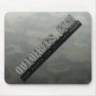Out Of Regs Mousepad