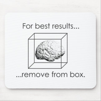 Out of the Box - Mouse Pad