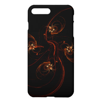 Out of the Dark Abstract Art Glossy iPhone 8 Plus/7 Plus Case