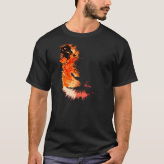 Out of the Darkness in Red T-Shirt