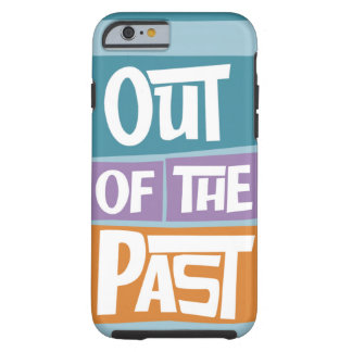Out of the Past Bold iPhone Case
