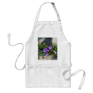 out of the wall flower standard apron