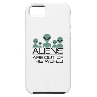 Out Of This World iPhone 5 Covers
