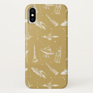 Out of This World iPhone X Case