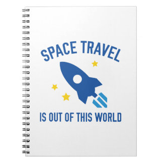 Out Of This World Note Book