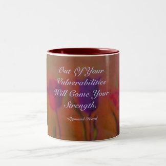 Out Of Your Vulnerabilities Will Com Mugs