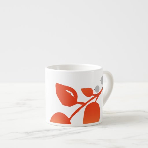 Out On a Branch Specialty Mug Espresso Cups