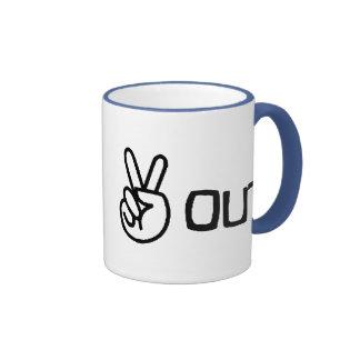 Out Ringer Mug