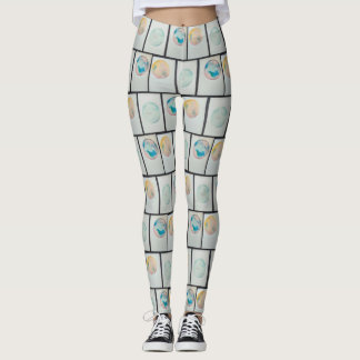 Out There Leggings