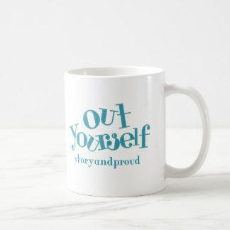 Out Yourself Coffee Mug