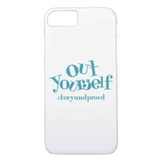 Out Yourself iPhone 8/7 Case