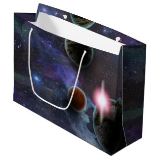 Outa Space Large Gift Bag