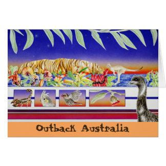 Outback Australia Card