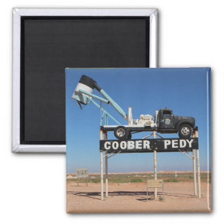 Outback Coober Pedy Customized Souvenir Magnet
