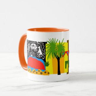 Outback Uluru- Mug