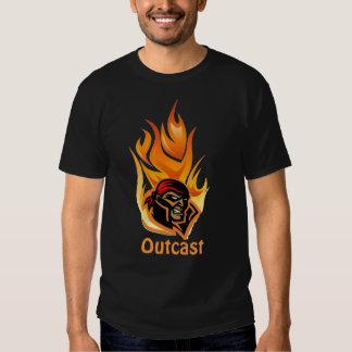 Outcast logo tee shirt