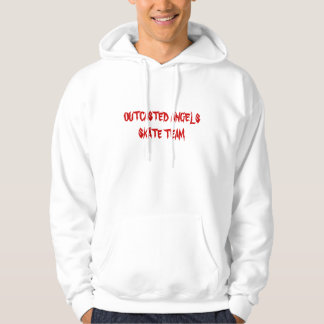 OUTCASTED ANGELS SKATE TEAM HOODIE
