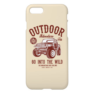 Outdoor Adventure Glossy Phone Case