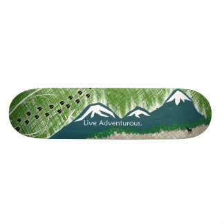 Outdoor Board Skateboard Decks