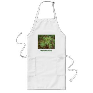 Outdoor Chef Long Apron