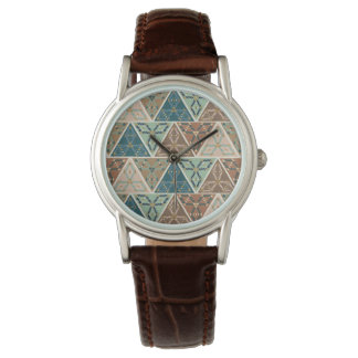 Outdoor Geo Step | Geometric Pattern Watch