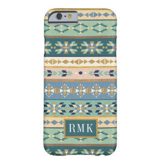 Outdoor Geo Step | Indian Pattern Barely There iPhone 6 Case