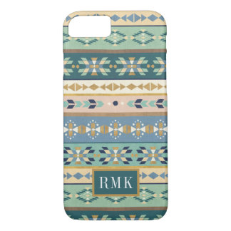 Outdoor Geo Step | Indian Pattern iPhone 8/7 Case