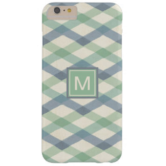 Outdoor Geo Step | Pastel Geometric Pattern Barely There iPhone 6 Plus Case