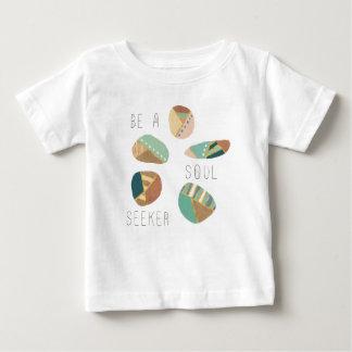 Outdoor Geo VIII   Be A Soul Seeker Baby T-Shirt
