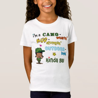 Outdoor Girl T-Shirt