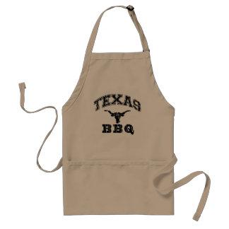 "Outdoor Grilling Tools Texas BBQ Apron 24"""