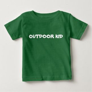 Outdoor Kid Shirt