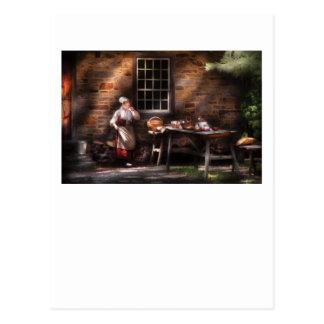 Outdoor Kitchen Postcard
