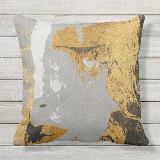 """Outdoor Klimt art Stylization Pillow 20"""" x 20"""""""