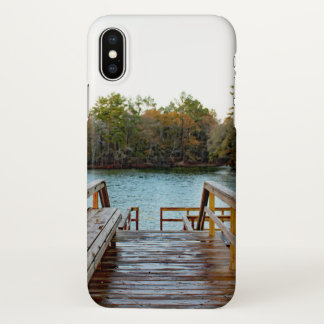 Outdoor Photography Fishing Pier Phone Case