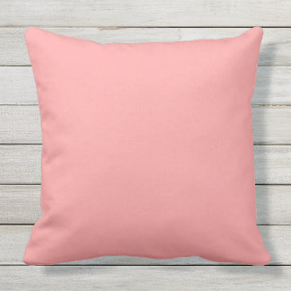 Outdoor Throw Pillow Coral OP1026