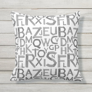 "Outdoor Throw Pillow, Throw Pillow 16"" x 16"""