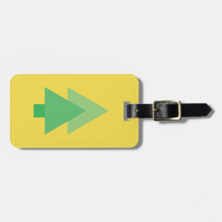 Outdoors Luggage Tag