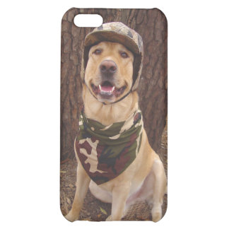 Outdoorsman (Smiling) iPhone 5C Cover