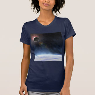 Outer Atmosphere of The Planet Earth Tshirt