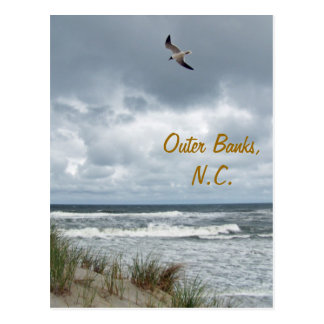 Outer Banks 2 Postcard