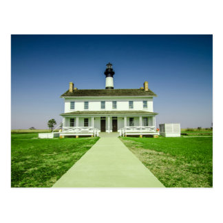 outer banks bodie island lighthouse postcard