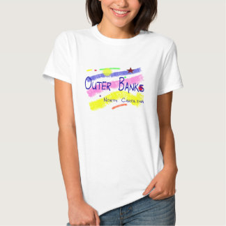 Outer Banks Designer Tee Shirts