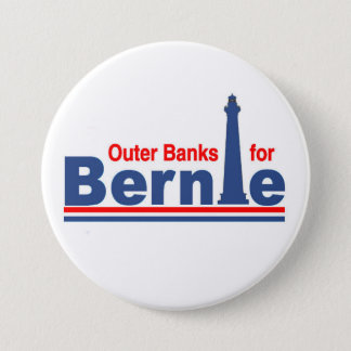 Outer Banks for Bernie 7.5 Cm Round Badge