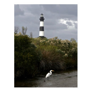 Outer Banks Lighthouse Postcard